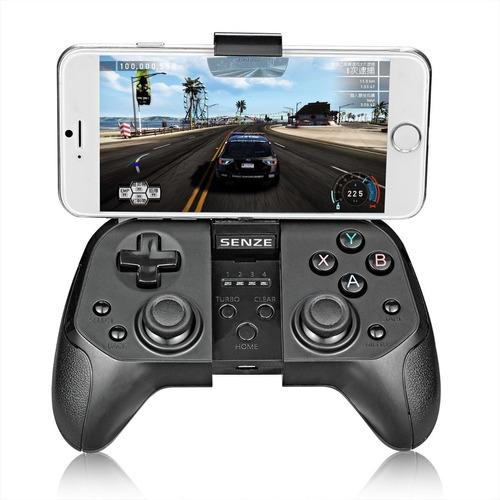 Control Gamepad Inalambrico Joystick Bluetooth Celular, Pc