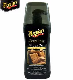 Produto Para Limpar Couro Gold Class Meguiars G17914 400ml