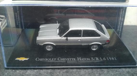 Chevrolet Colection Miniatura 1/43 Chevette Sr Hatch 1981