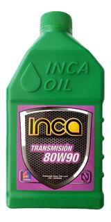 Aceite Valvulina 80w90 Inca 100% Sellados!