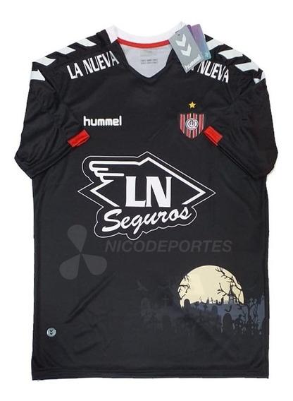 Camiseta Chacarita Suplente Ii 2019 Hummel