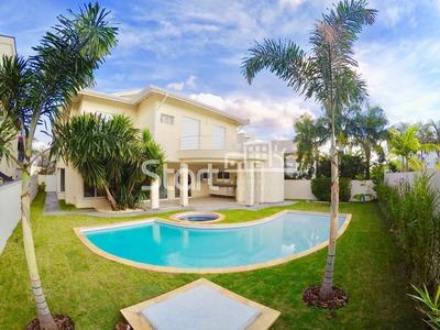 Casa À Venda Em Alphaville Dom Pedro - Ca097187