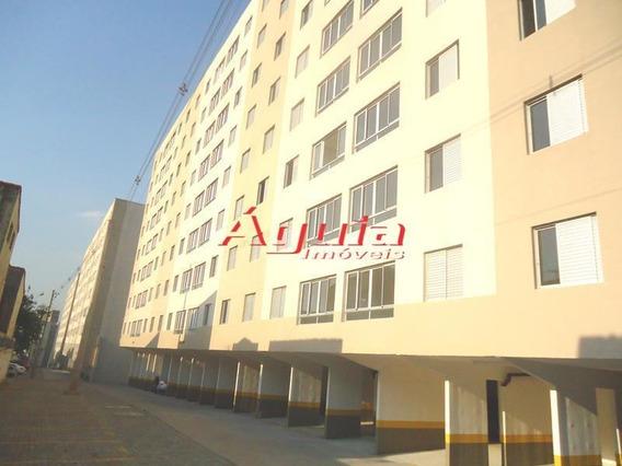 Apartamento Com 3 Dormitórios À Venda, 63 M² Por R$ 229.900,00 - Jardim Utinga - Santo André/sp - Ap0320
