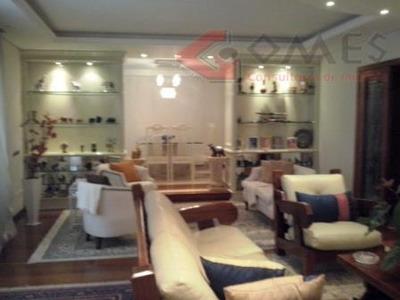 Apartamento Com 4 Dormitórios À Venda, 236 M² Por R$ 850.000 - Chácara Inglesa - São Bernardo Do Campo/sp - Ap0226