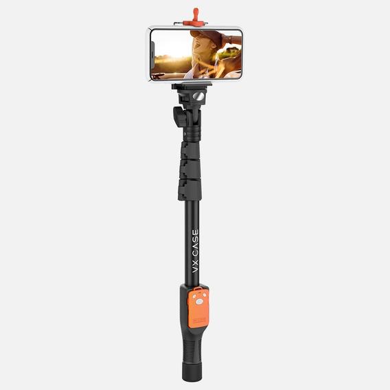 Bastão Para Selfie Premium Vx Case Com Suporte Para Smartpho
