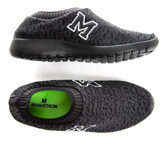 Tenis Marathon Anfibio Confort Neoprene Promoção Corrida Academia Treino Maratona Leve