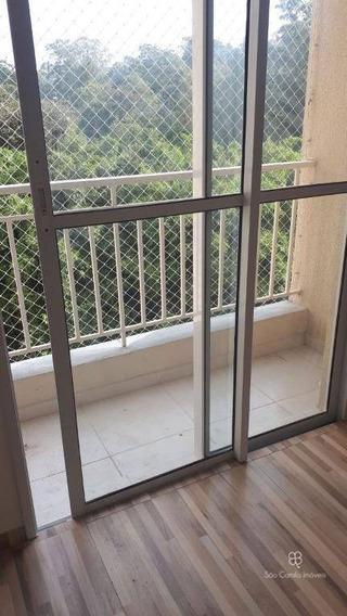 Apartamento Com 2 Dormitórios À Venda, 47 M² Por R$ 230.000 - Villas Da Granja - Granja Viana - Carapicuíba/sp - Ap0093