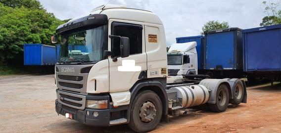 Scania P360 6x2 -2012 $169.890,00 A Vista Cada -02 Unidades