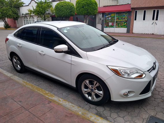 Ford Focus 2013 Motor 2.0l Aut. Flexfuel