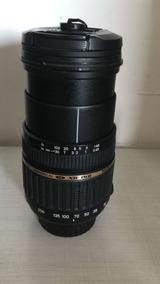 Lente Usada Tamron Xr Di Ii Ld 18-200 F3.5-6.3 If P/ Nikon