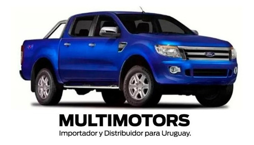 Ford Ranger 2.5 Xlt 4x2 Dc 2012 0km - U$s24.990*