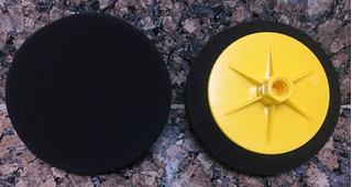 Borlas Esponja Kit De Tres P/pulir Repulir Y Acabado Final