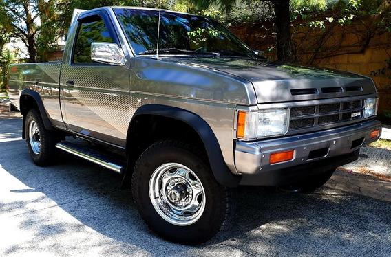 Nissan 1988 4x4 Legalizada