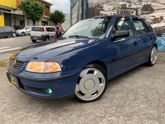 Volkswagen Gol 1.0 Plus 16v 2000 2001