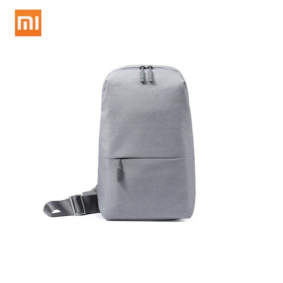 Original Xiaomi Multifuncional Sling Bag Lazer Peito Saco
