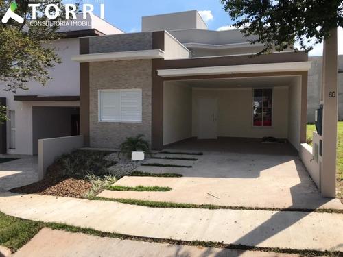 Casa À Venda No Condomínio Jardim Terras De São Francisco - Cc00233 - 69476234