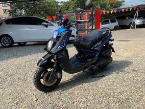 Yamaha Bws X Motard 125cc Modelo 2016