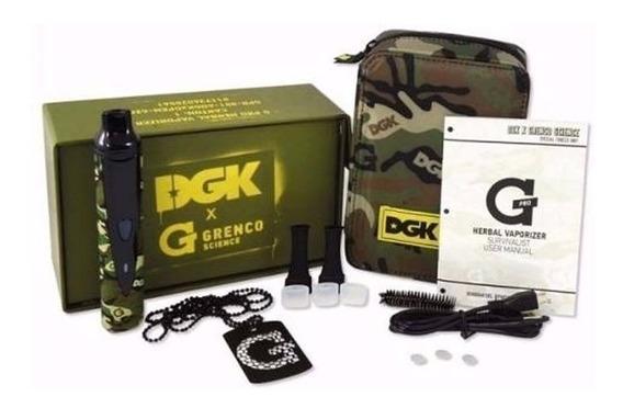 Vaporizador G Dgk Grenco Original - Importado Nuevo