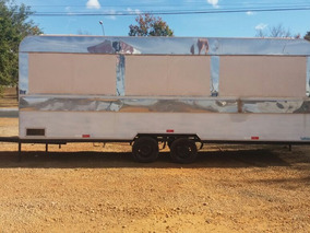 Trailler Food Truck Lanchonete Trailer