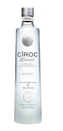 Imagem 1 de 2 de Vodka Ciroc Coconut