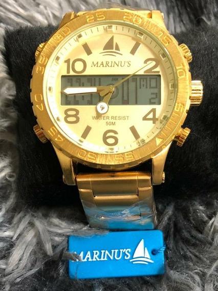 Relógio Marinus Prova D