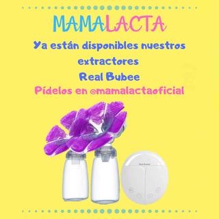 Extractor De Leche Materna Real Bubee