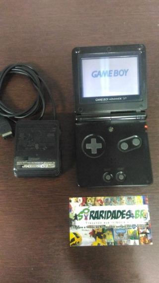 Gameboy Sp Advanced Preto