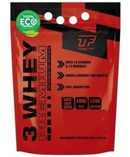 Whey 3w Premium 900g - Tribe Fit