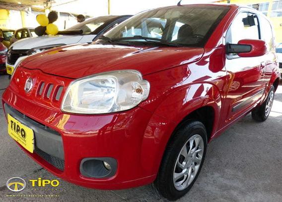 Fiat Uno Evo Vivace 1.0 8v Flex 2p 2012