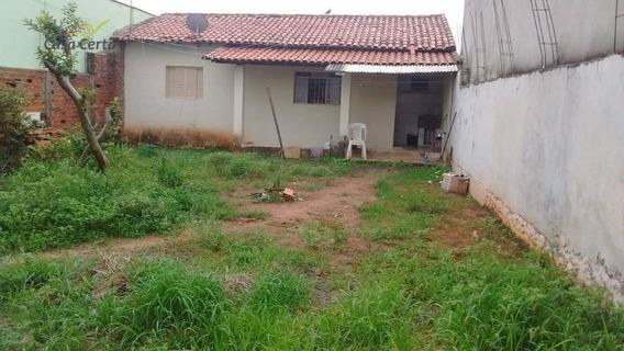 Edícula À Venda, 60 M² Por R$ 230.000,00 - Jardim Rosa Cruz - Mogi Guaçu/sp - Ed0054