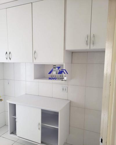 Apartamento A Venda Em Osasco, 2 Dorm E 1 Vaga - Vida Nova Piratininga - 3085 - 67874984
