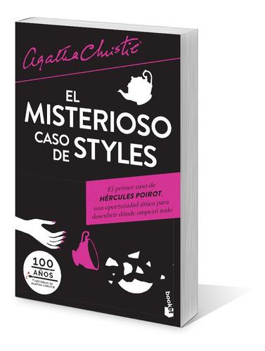 Imagen 1 de 4 de El Misterioso Caso De Styles De Agatha Christie - Booket