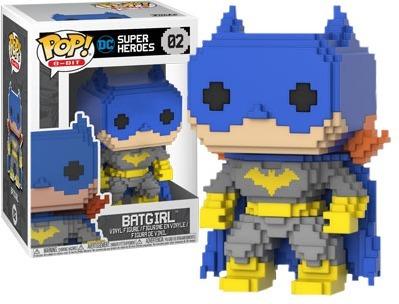 Boneco Funko Pop Batgirl 8 Bit #02