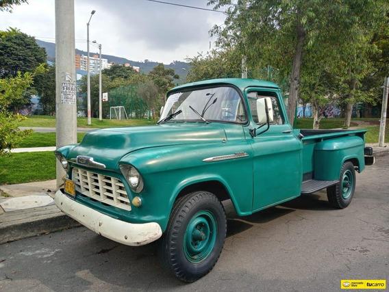 Chevrolet Apache Mt 3800cc