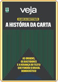 A História Da Carta - Constituição De 1988 } Frete Grátis!