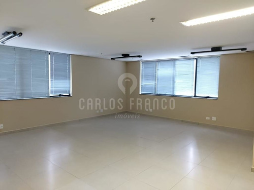 Conjunto À Venda, 84 M² Por R$ 550.000,00 - Brooklin - São Paulo/sp - Cf69697