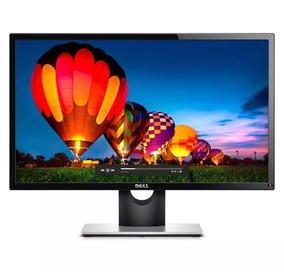 Monitor Led Full Hd Ips 23,8 Widescreen Dell Se2416h Preto