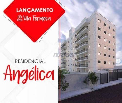 Imagem 1 de 5 de Apartamento Com 2 Dormitórios À Venda, 49 M² Por R$ 220.000,00 - Chácara Belenzinho - São Paulo/sp - Ap2109