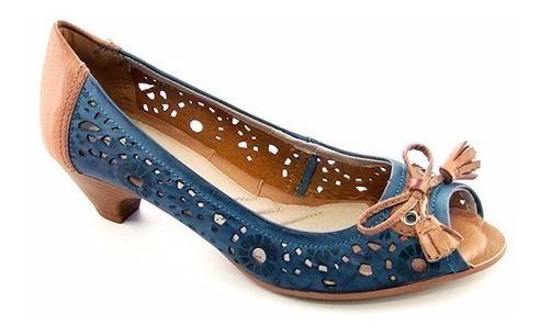 Sapato Dakota B3893 Cyrus Cobalto