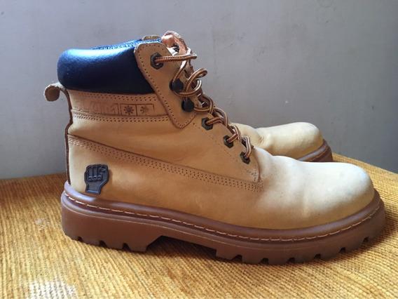 Bota Coturno Yellow Boot Original