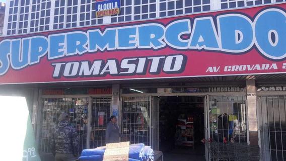 Único Super Sobre Av. Crovara Venta: Local Y Fdo De Comercio