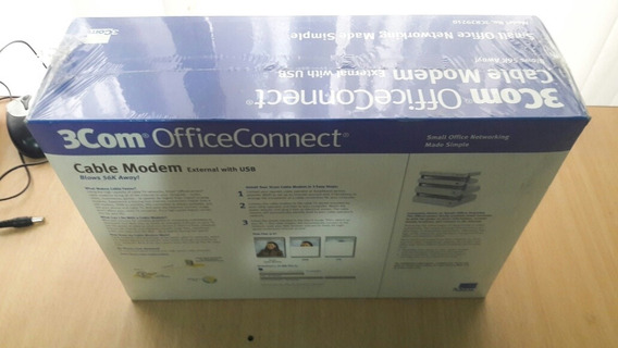 Cable Modem Externo 3con Office Connet 3cr29210