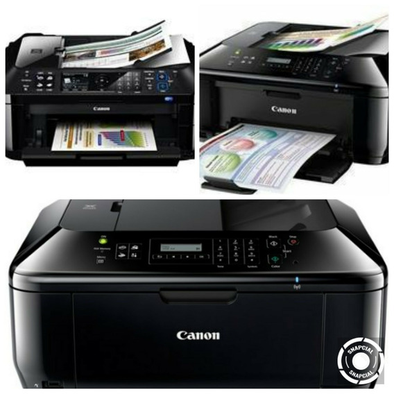 Impressora Multifuncional Canon Pixma Mx430 Top Linha