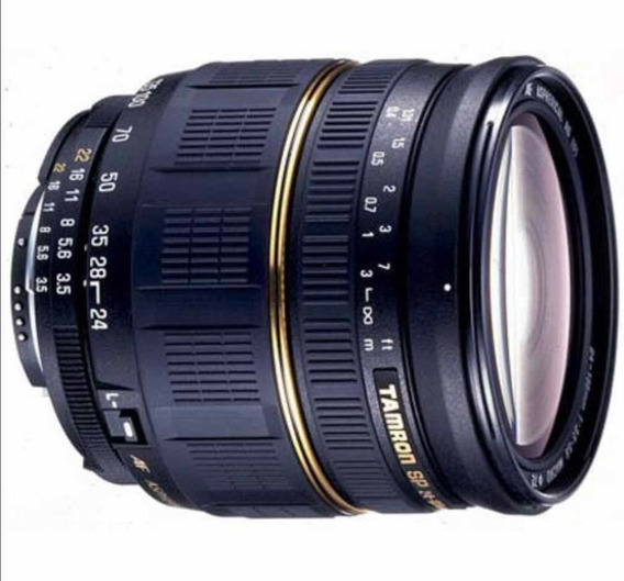 Tamron Sp Af 24-135mm F3.5-5.6 Macro Ad Asperical If Canon