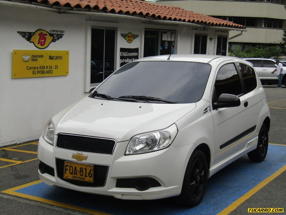 Chevrolet Aveo Emotion Mt 1600 Cc