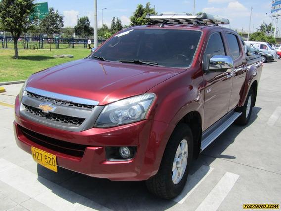 Chevrolet Luv D-max 2.5 Turbo 4x4