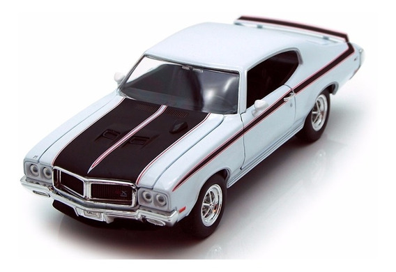 Buick 1970 Gsx Musclecars Welly 1/24 Mundial Hobby
