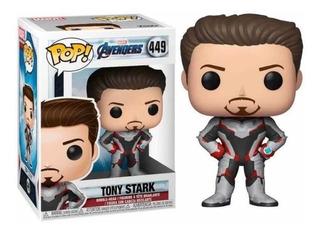Funko Pop Avengers Tony Stark # 445 Original