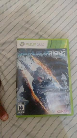 Metal Gear Rising Usado Xbox 360