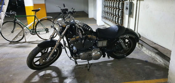 Harley Davidson Sportster Chopper